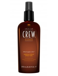 American Crew  Medium Hold Spray Gel Спрей-гель средней фиксации  250 мл