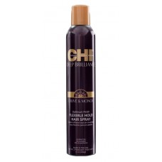Лак для волос - CHI Deep Brilliance Flex & Hold Hairspray 284 г