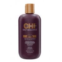 CHI Deep Brilliance Optimum Moisture Conditioner - Кондиционер для увлажнения волос с малом Манои