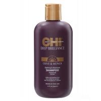 CHI Deep Brilliance Optimum Moisture Shampoo - Увлажняющий шампунь для поврежденных волос