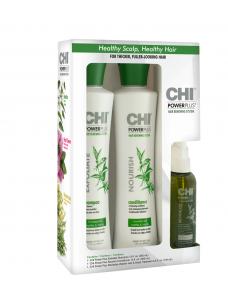 Chi Power Plus - Набор для все типов волос от выпадения
