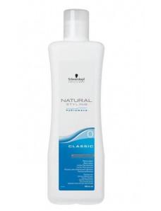 Schwarzkopf Professional Natural Styling Classic Lotion 0 - Лосьон для жестких волос, 1000 мл
