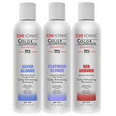 CHI Ionic Color Illuminate Shampoo - Тонирующий шампунь 355 мл