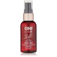 CHI Rose Hip Oil Repair & Shine Leave-In Tonic - Масло-спрей с экстрактом шиповника и кератином, 59 мл