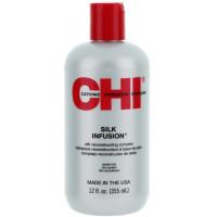 CHI Silk Infusion - Натуральный жидкий шёлк для волос 355 мл