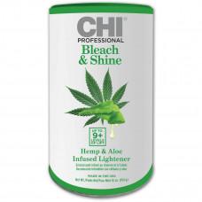 CHI Bleach & Shine Lightener - Порошок для осветления волос 473 г