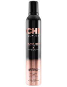 Chi Luxury Black Seed Oil Flexible Hold Hairspray - Лак для волос 340 мл