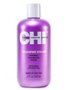 Chi Magnified Volume Shampoo - Шампунь для тонких волос, придающий объем и густоту, 350 мл.