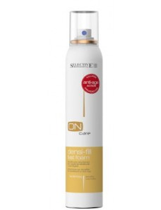 Пенка для мгновенного восстановления и уплотнения волос Selective Professional Densi-Fill Fast Foam