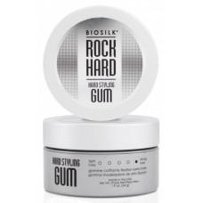 Эластик-гель для укладки волос Biosilk Rock Hard Styling Gum, 54 г