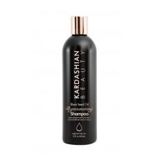 CHI Kardashian Beauty - Восстанавливающий шампунь с маслом черного тмина 350 мл