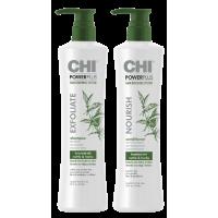 CHI Power Plus - Набор от выпадения волос 946 мл *2