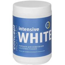 Concept Intensive White Lightening Powder - Порошок для осветления волос,  500 г