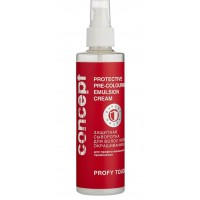 Concept Protective pre-colouring emulsion cream - Защитная сыворотка для волос перед окрашиванием, 200 мл