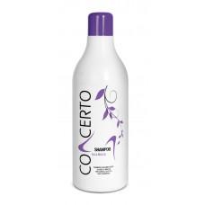 Concerto Malva Shampoo - Шампунь для волос с экстрактом мальвы для частого использования, 1000 мл