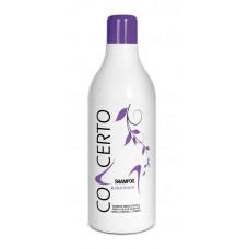 Concerto Olive Oil - Энергетический шампунь с оливковым маслом для всех типов волос, 1000 мл