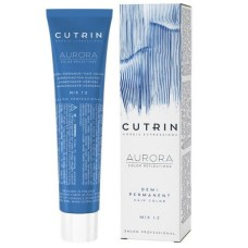 Cutrin Aurora Demi Color - Безаммиачный краситель для волос, 60 мл