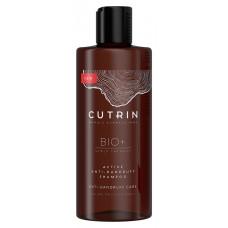 Cutrin BIO+ Active Shampoo Активный шампунь против перхоти, 250 мл