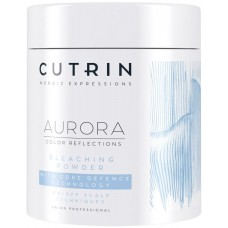 Cutrin Aurora Core Defence Bleach Powder Осветляющий порошок без запаха с технологией защиты структуры волос, 500 г