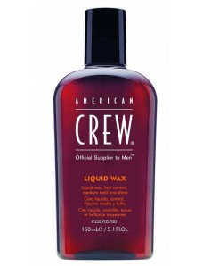 American Crew Classic Liquid Wax - Жидкий воск для волос 150 мл