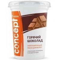 """Concept Fusion - Энергизирующая маска c экстрактом какао """"Горячий шоколад"""" 450 мл."""