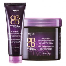 Dikson ArgaBeta Collagen - Восстанавливающая маска для волос 500 мл