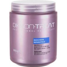 Dikson Treat Repair Mask With Vitamin С And Moringa Exstract - Восстанавливающая маска с витамином С и экстрактом моринги 1000 мл