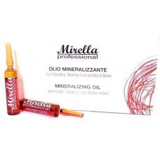 Mirella Professional - Минерализированное масло для волос, 10*10 ml