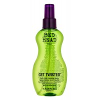 Tigi Bed Head Get Twisted Anti-Frizz Finishing Spray - Спрей против пушистости волос, 200 мл