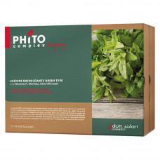 Dott. Solari Phito Complex Energizing Kit Green - Набор для стимуляции роста волос