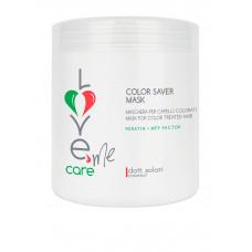 Dott. Solari Love Me Care Color Saver Mask - Маска для волос Сохранение цвета 1000 мл