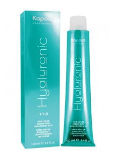 Kapous Professional Крем-краска для волос с Гиалуроновой кислотой «HYALURONIC ACID», 100 мл