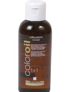 Безаммиачный масляный краситель на основе оливкового масла - Punti di Vista Oil System Concept Color Oil, 125 мл