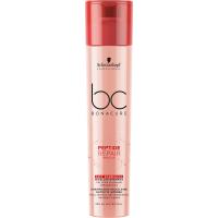 Schwarzkopf BC Bonacure Peptide Repair Reversilane Deep Nourishing Shampoo Интенсивный питательный мицеллярный шампунь 250 мл