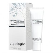 Algologie Увлажняющий освежающий крем-эксфолиант 50 мл