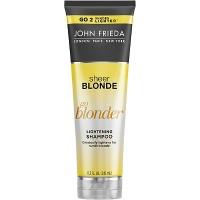 "John Frieda Sheer Blonde Осветляющий шампунь ""Стань светлее"" 250 мл"