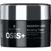 Schwarzkopf Professional Osis Session Label Label Molding Paste Моделирующая паста, 65 мл