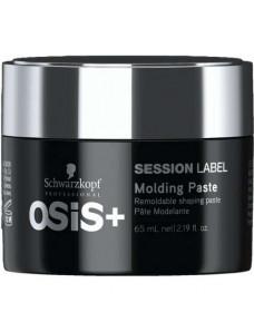 Schwarzkopf Professional Osis Session Label Label Molding Paste Моделирующая паста, 65 мл