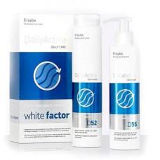 Erayba D52/D56 White Factor Набор для блондинок