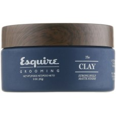 CHI Esquire Grooming The Clay Strong Hold Matte Finish - Моделирующая глина для укладки волос 85 г