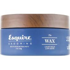 CHI Esquire Grooming The Wax Light Hold Low Shine - Воск для укладки волос слабой фиксации 85 г
