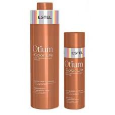 Estel Otium Color Life - Бальзам сияние для окрашенных волос, 200 мл