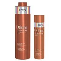 Estel Otium Color Life Shampoo - Крем-шампунь для окрашенных волос, 250/1000 мл.