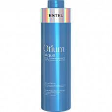 Estel OTIUM Aqua - Шампунь для интенсивного увлажнения волос без сульфатов, 250/1000 мл