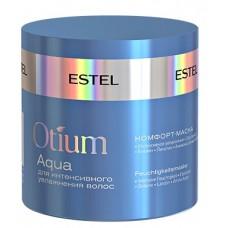 Estel Otium Aqua - Комфорт-маска для глубокого увлажнения волос, 300 мл