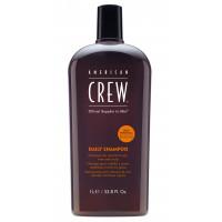 American Crew Classic Daily Moisturizing Shampoo - Шампунь увлажняющий для ежедневного использования 1000 мл