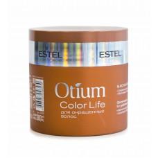 Estel Professional Otium Color Life Mask - Mаска - коктейль для волос, 300 мл