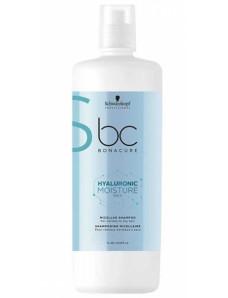 Schwarzkopf Professional BC Bonacure Hyaluronic Moisture Kick Micellar Shampoo - Увлажняющий мицеллярный шампунь 1000 мл