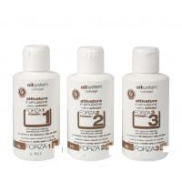 Punti di Vista Oil System Concept Color Oil Oxi Emulsion - Мягкий крем активатор для краски Color Oil 125 мл/1000 мл