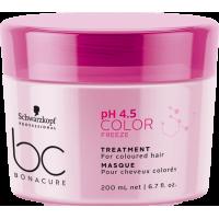 Schwarzkopf BC Bonacure Color Freeze Treatment - Маска-лечение  для окрашенных  волос, 200 мл/750 мл